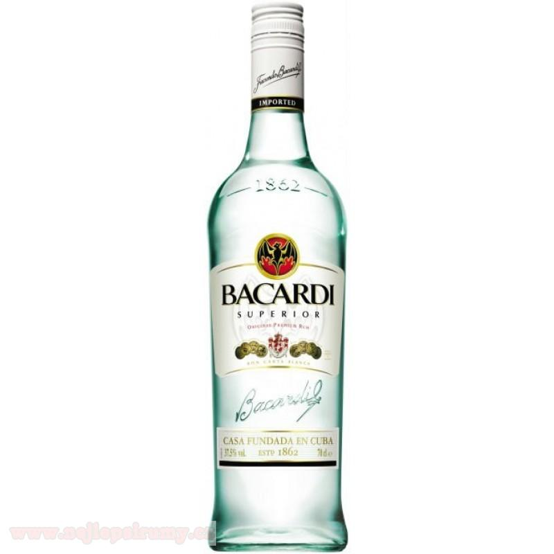 Bacardi Light 0.7L 37.5%