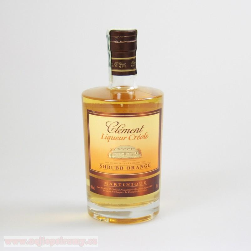 Clément Shrubb Orange 0.7L 40%