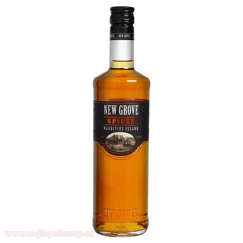 New Grove Spiced 37.5% 0.7L