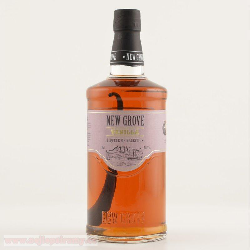 New Grove Vanilla 26% 0.7L