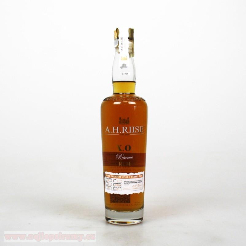 A.H.Riise X.O.reserve 0.35L 40% (A.H.Riise X.O.reserve 0.35L 40%