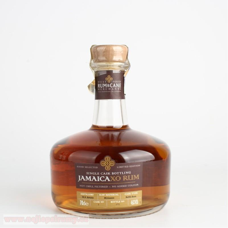 Cane Jamaica XO 0.7L 46%  West Indies