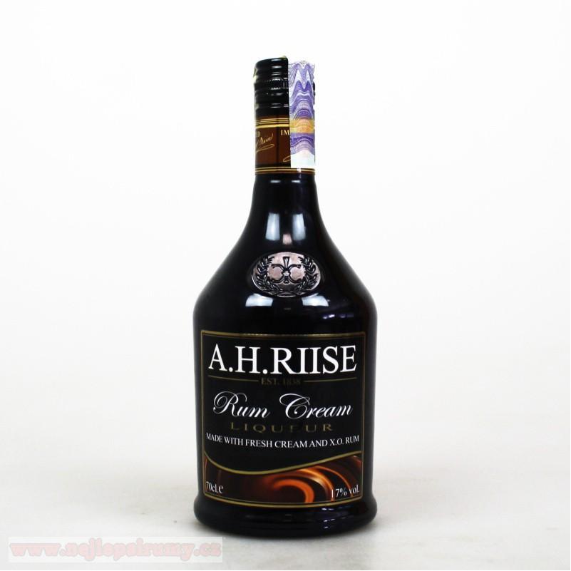 A.H.Riise cream liquer 0.7L 17% (A.H.Riise cream liquer 0.7L 17%