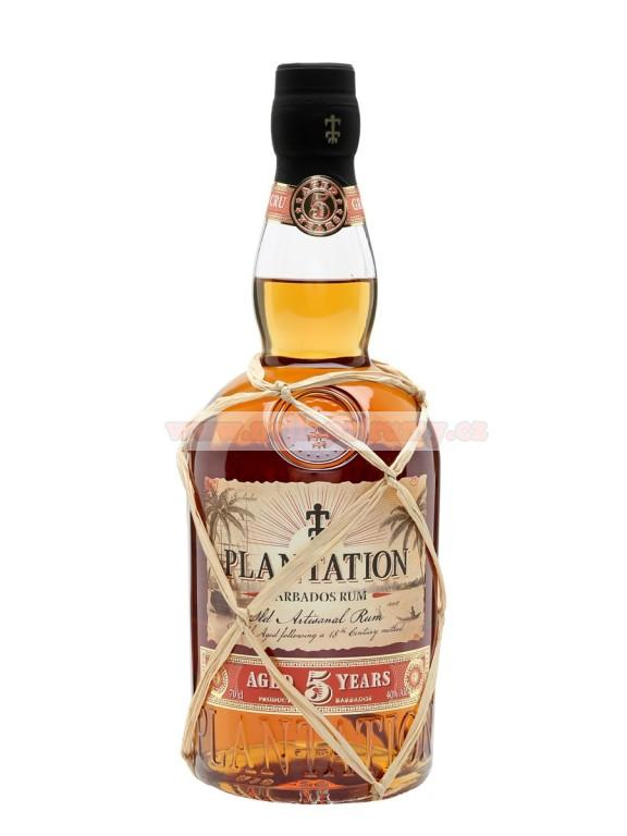 Plantation Barbados 5 yo 0,7L 40%
