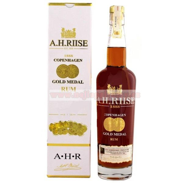 A.H.Riise 1888 Gold Medal Rum 0,7L 40%