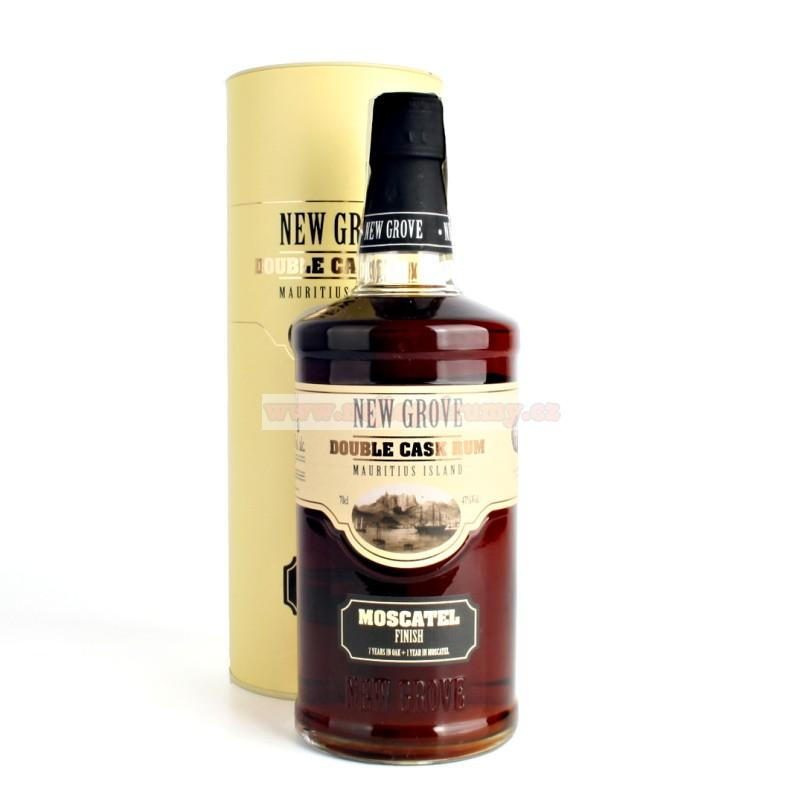 NEW GROVE Double Cask Moscatel 0,7l 47%