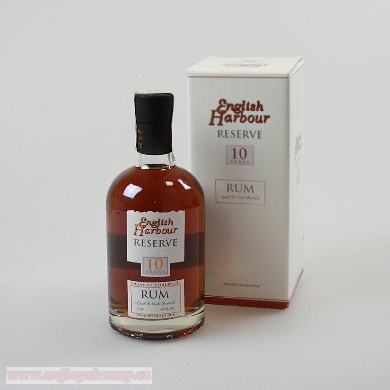 English Harbour 10y 0.7L 40%