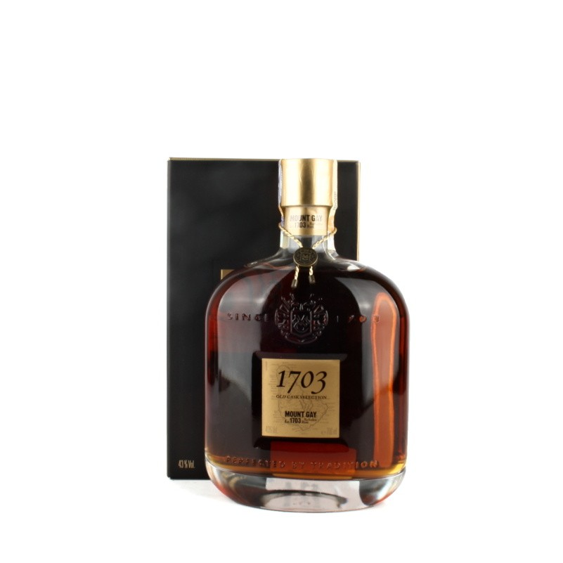 Mount Gay 1703 Old Cask 0.7L 43%