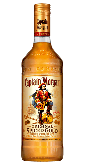 Captain Morgan Spiced Gold 0,7 L 35%