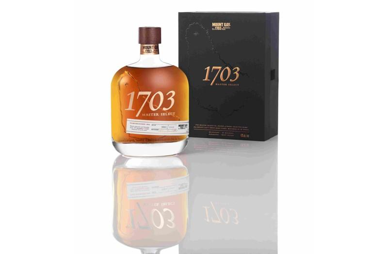 MOUNT GAY 1703 MASTER SELECT 0,7l 43%