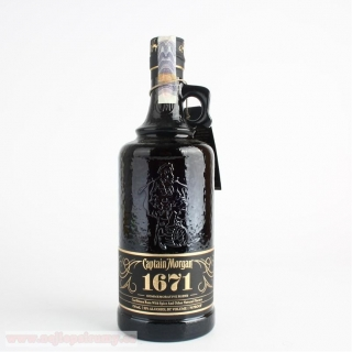 Capt.Morgan 1671 0.75L 35% limited edit.