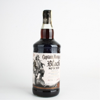 Capt.Morgan Black Spiced 1L 40%