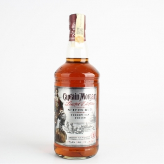 Captain Morgan Sherry 0.75L 35%