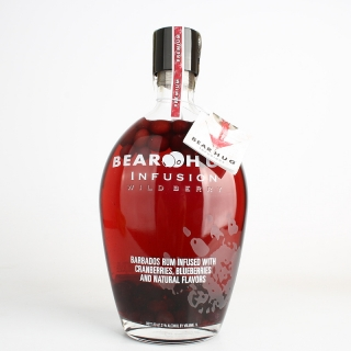 Bear Hug Wild Berry 1L 21% rum infusion