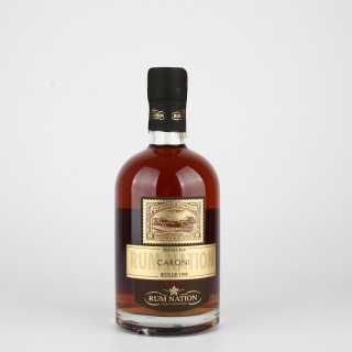 Rum Nation Caroni Trinidad 0.7L 55%