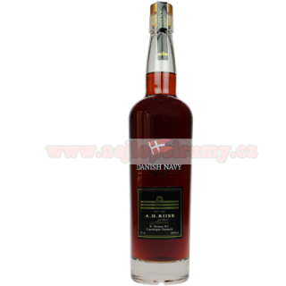 A.H.Riise Royal Danish Navy Rum 0,7L 40%