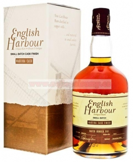 English Harbour Madeira 0.7L 46%
