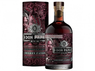 DON PAPA SHERRY CASK 0,7l 45%